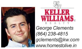 George Clements - Keller Williams - Greenville SC Real Estate