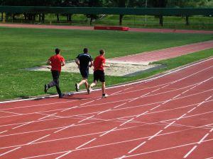 Running - Sanja Gjenero