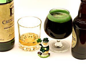 st paddys day drinking kit