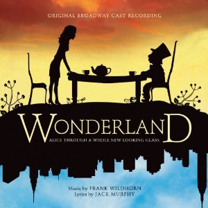 Wonderland CD Cover