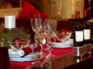 Christmas Table - Stella Levi