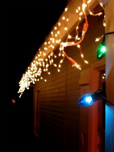 Christmas Lights - Photo: Eric Schlange
