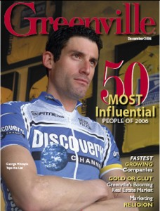 50 Most Influential of Greenville
