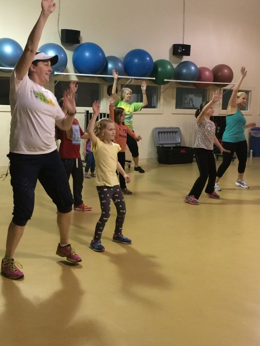 Zumba Classes That Help Bonds Mothers And Daughters