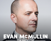 Evan McMullin For President