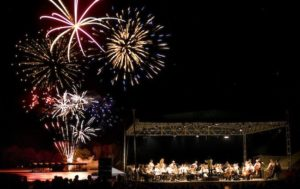 Symphony on the Sand at Callaway Gardens