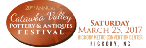Catawba Valley Pottery and Antiques Festival