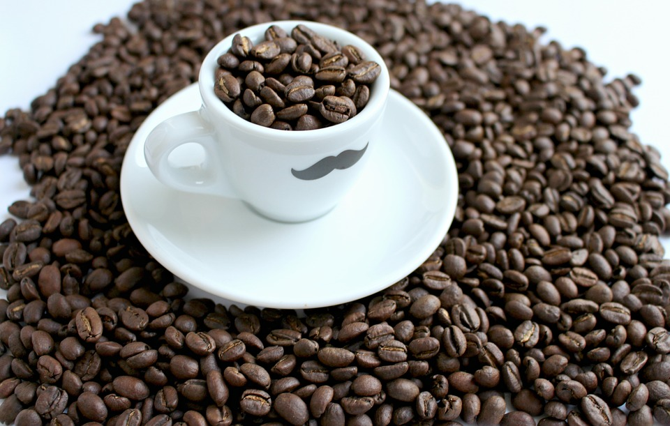 Aroma Coffee Cafe Coffee Cup Beans Coffee Beans