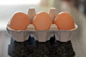Healthy Eggs Photo: Agnali