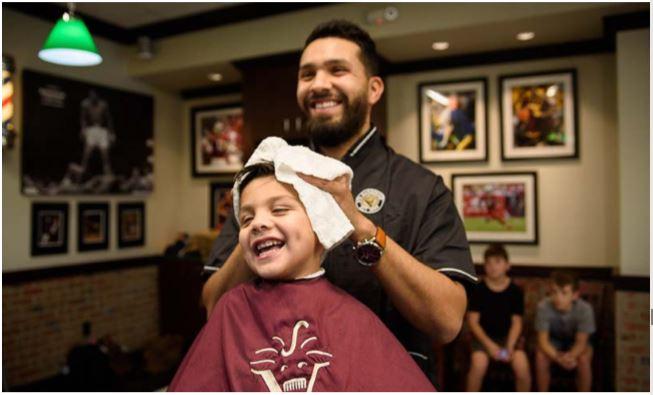 Vs Barbershop in Greenville SC
